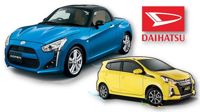 Daftar Lengkap Harga Mobil Buatan Daihatsu Tahun 2020 Semua Tipe