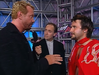 WCW Slamboree 2000 - DDP addresses World Heavyweight Champion David Arquette