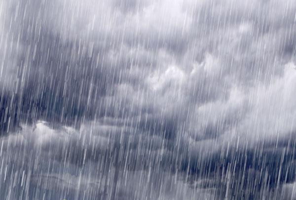 Chuva boa em Roncador nesta quarta-feira