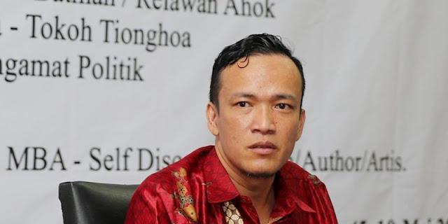 Relawan Joman Tuntut AHY Minta Maaf Ke Jokowi