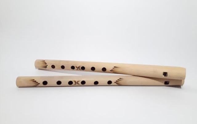 Contoh Teks Cerita Sejarah Suling Bambu