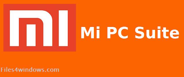 Mi PC-Suite-For-Windows