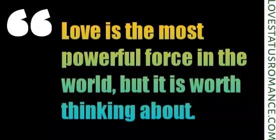 What's Status for Love, Whatsapp Status for Love