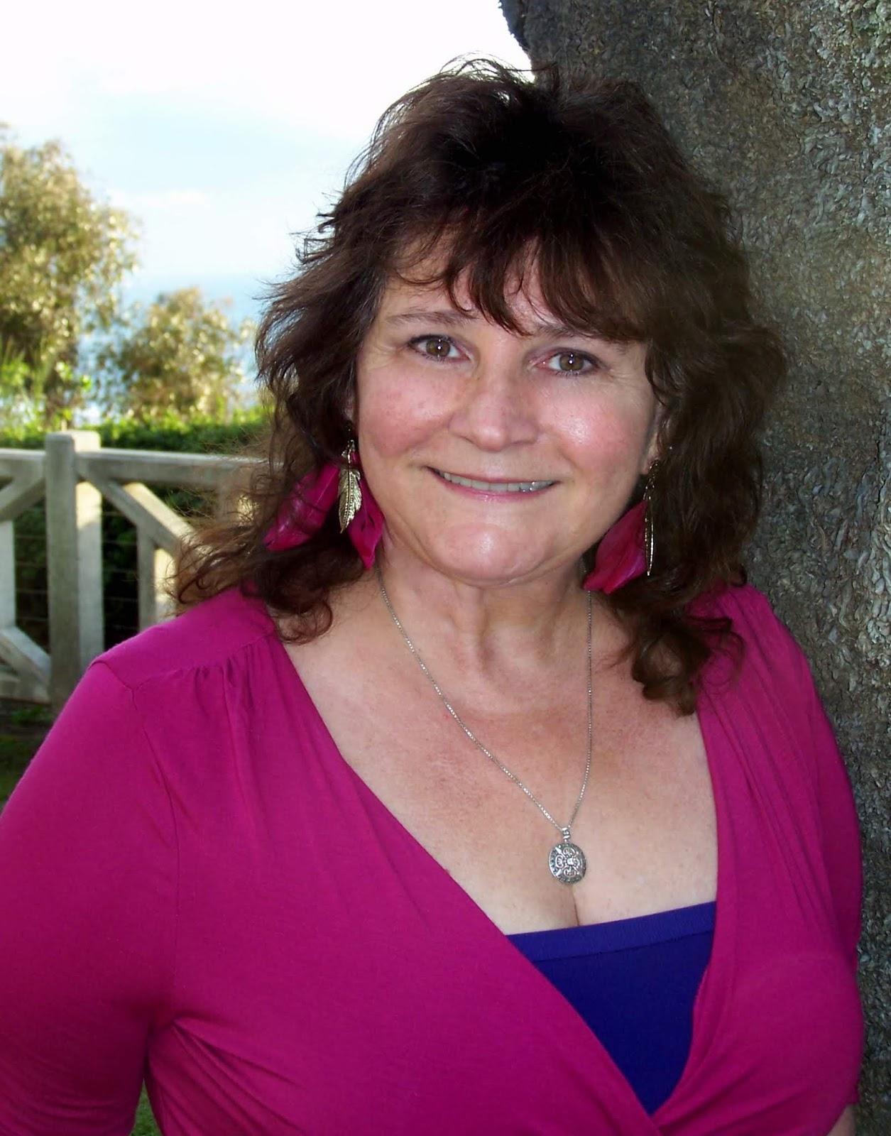 Celia Bonaduce Author Photo