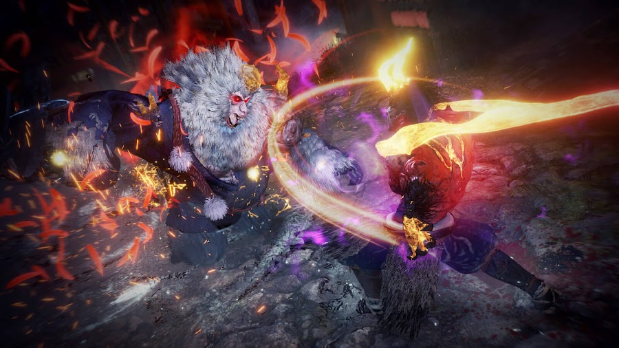 nioh 2 dark realm creatures yokai last chance free trial demo ps4 team ninja koei tecmo games sony interactive entertainment release date march 2020
