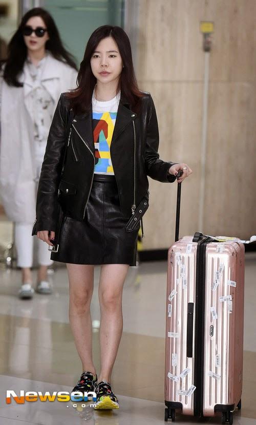 SNSD Sunny Airport Fashion | Official Korean Fashion