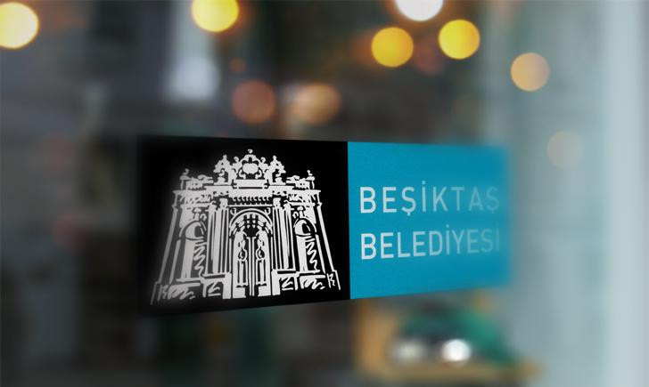 İstanbul Beşiktaş Belediyesi Vektörel Logosu