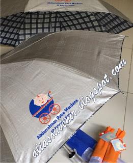 souvenir payung