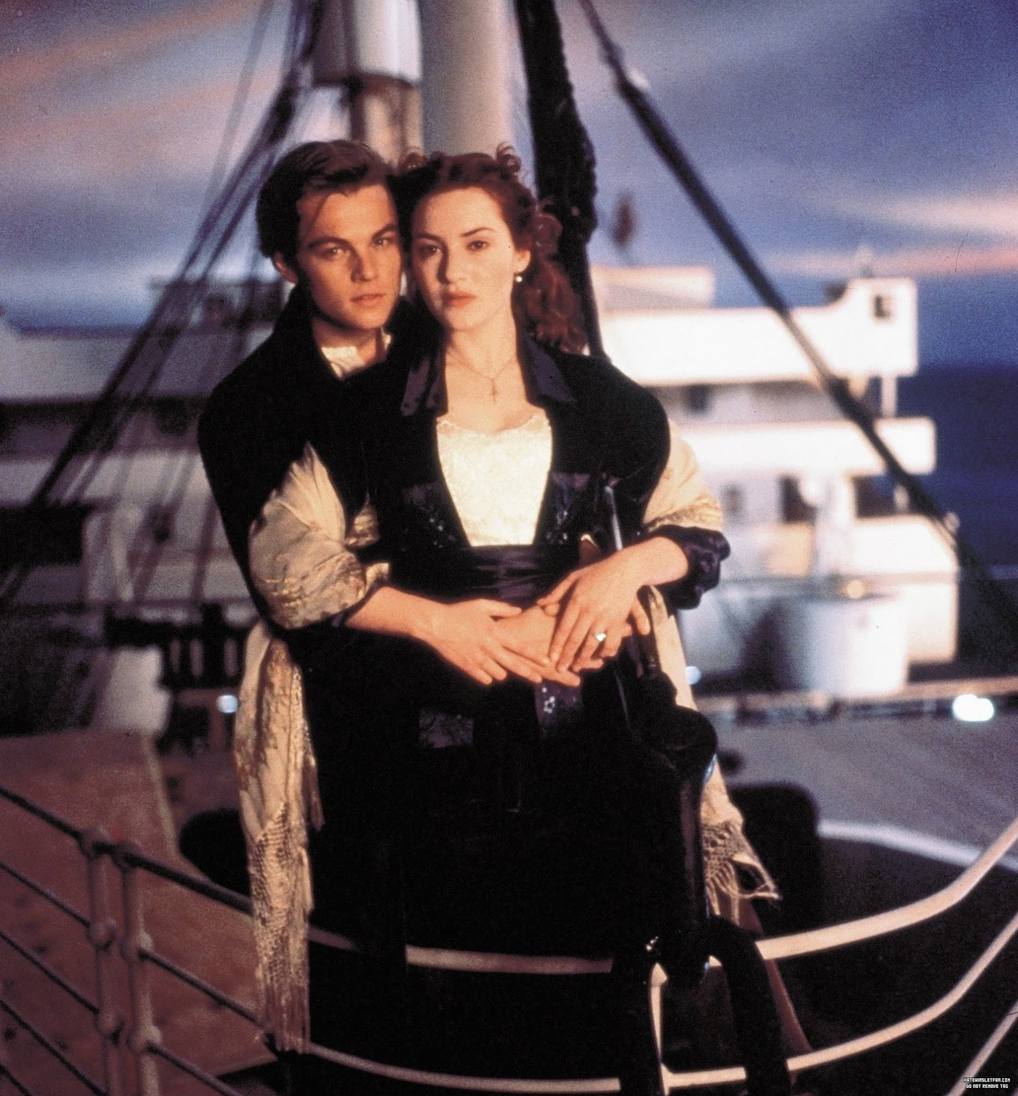 Jack and rose titanic 3d - Jack and rose pics ...