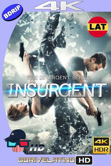 Insurgente (2015) BDRip 4K HDR Latino-Ingles MKV