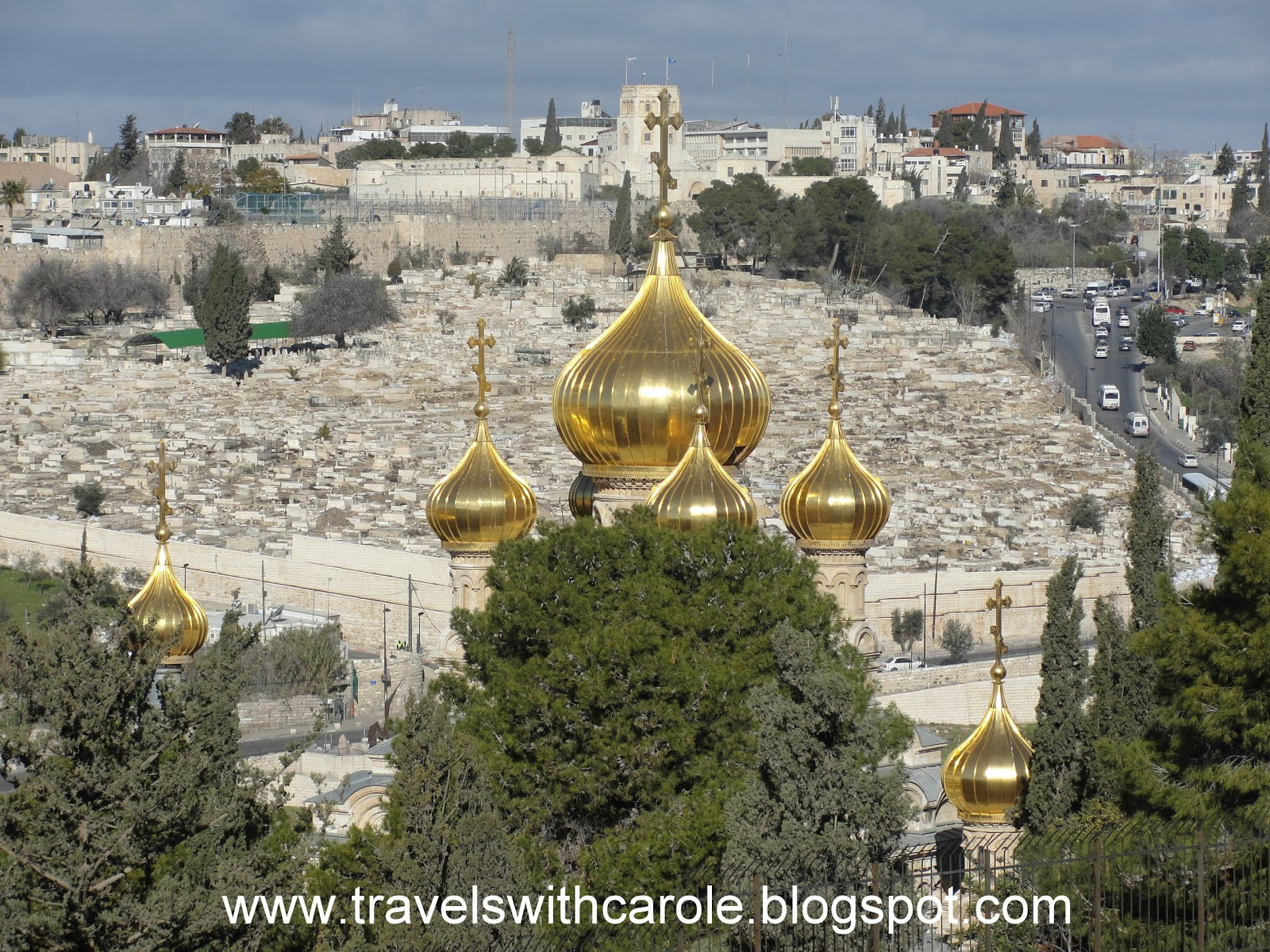 Sights To See Church Of Mary Magdalene Jerum Israel
