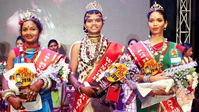 India's first Tribal Queen