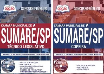 Apostila Câmara de Sumaré 2018