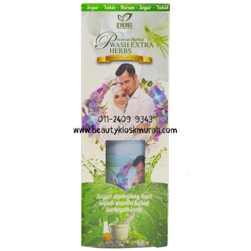 Perawan Herbal Wash Extra Herbs D Herbs Beauty Kiosk