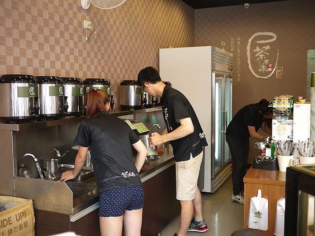P1260317 - 【熱血採訪】大甲鎮瀾宮旁的茶本味,料好實在點頭奶茶約訪
