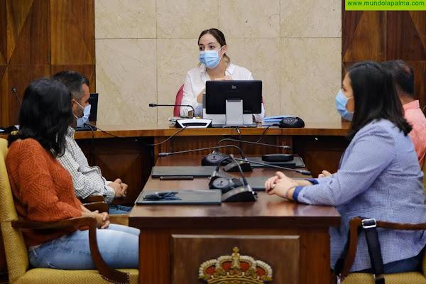 Medio Ambiente coordina con los ayuntamientos la puesta en marcha de la mayor campaña contra incendios lanzada por el Cabildo