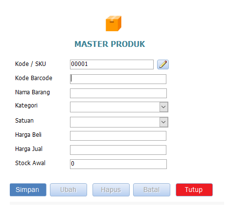 APLIKASI SOFTWARE PROGRAM KASIR GRATIS