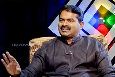 Nermugam Seeman 24-02-2016 Imayam TV