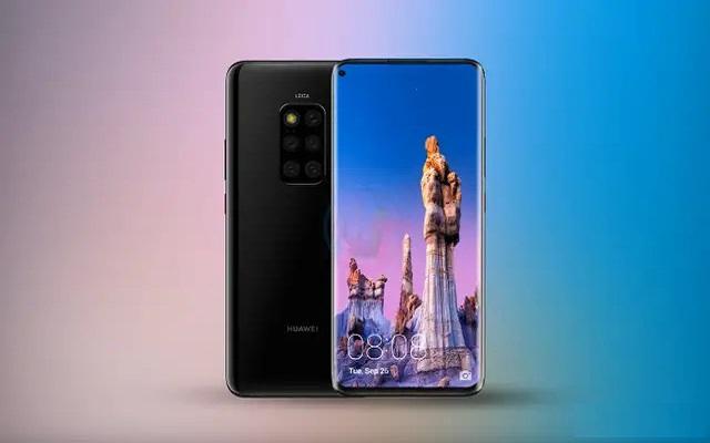 بالصور: Huawei Mate 30 Pro