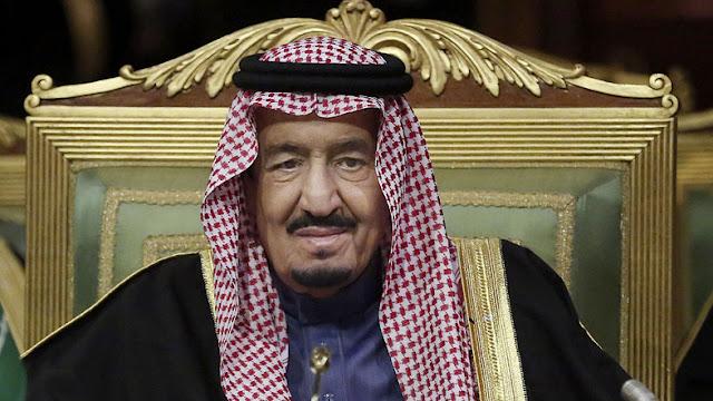 King Salman, Arábia Saudita