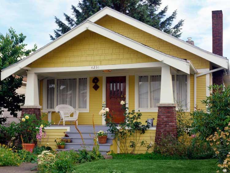 20 Best Warna Cat Rumah Kayu Untuk Rumah Modern Klasik ...