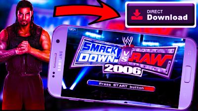 wwe smackdown vs raw 2006 download
