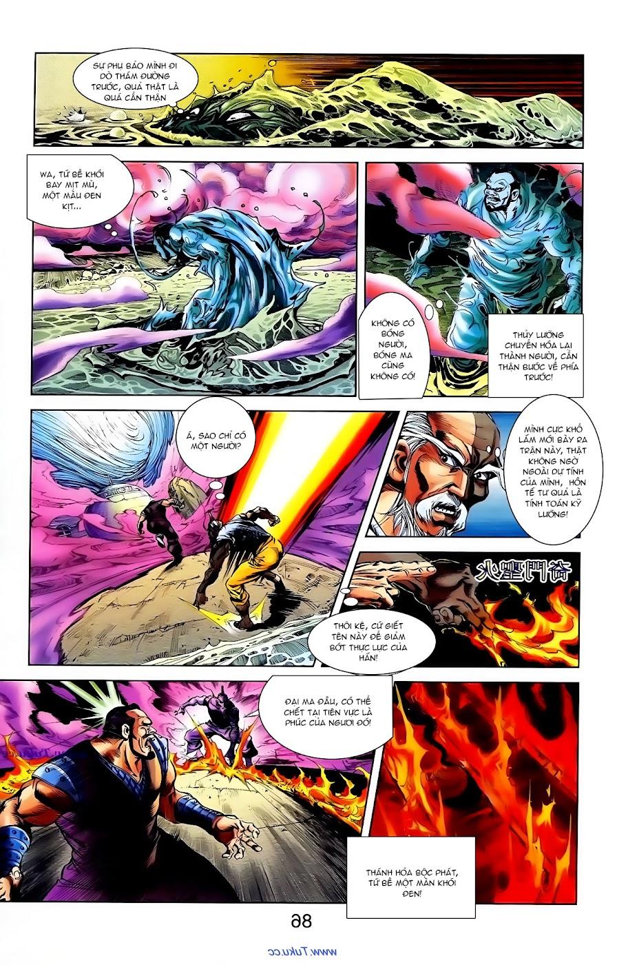 Cơ Phát Khai Chu Bản chapter 104 trang 26