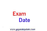 Gujarat Agricultural Universities Junior Clerk Exam Date