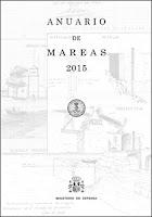 Anuario de Mareas 2015.