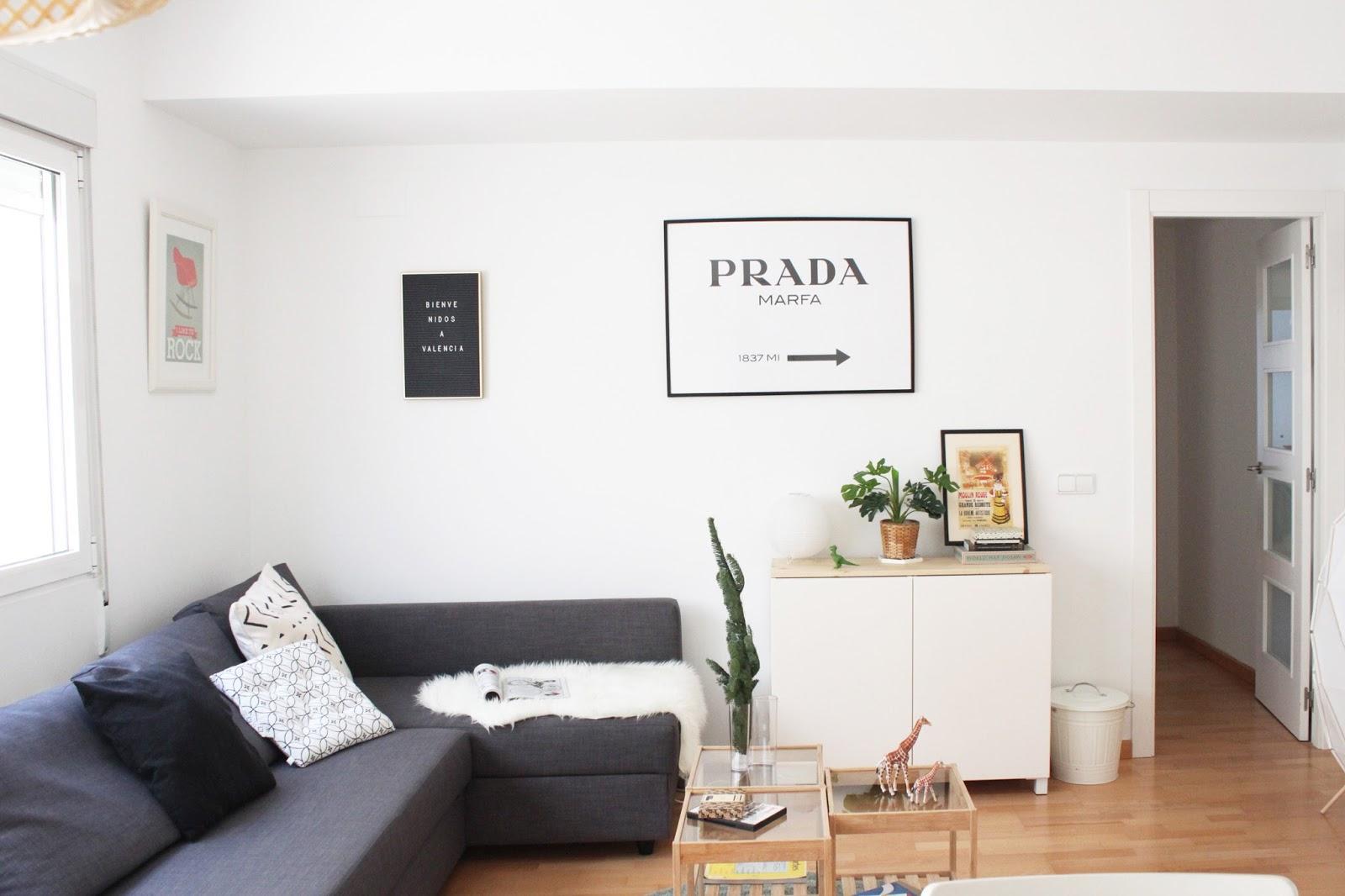 Nuestro salón Ikea | De lunares y naranjas | Bloglovin\'