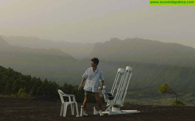 La Palma, protagonista del próximo videoclip del grupo británico Mind Enterprises