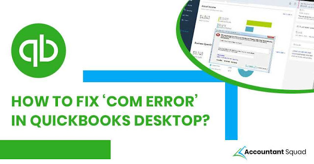 QuickBooks Com Error