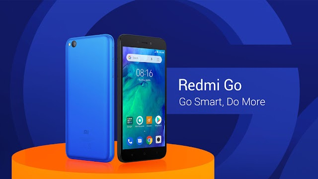 New phone Xiaomi Redmi Go Android Go Specifications and price launched in India