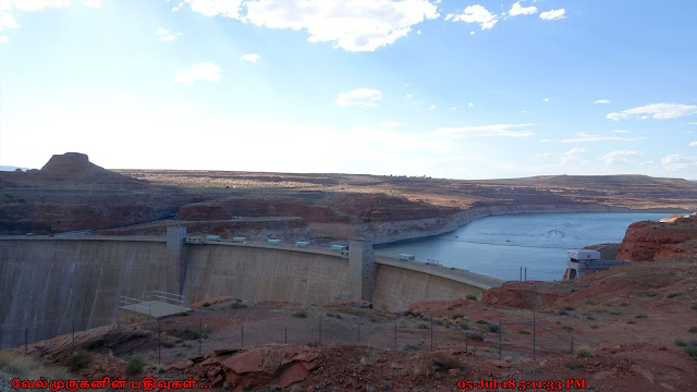 Page Glen Canyon Dam Overlook