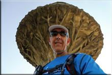 Txarlazo mendiaren gailurra 933 m. - 2018ko abuztuaren 21ean