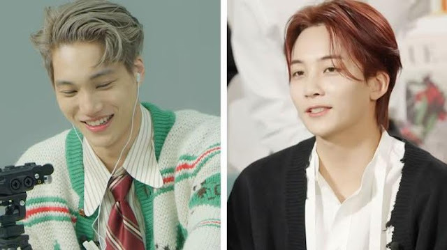 Tips How to Ease Stress From Kai EXO & Jeonghan SEVENTEEN
