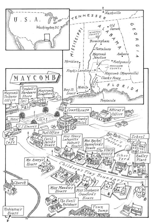 Map of the Week: A Compendium of Hand Drawn Goodness