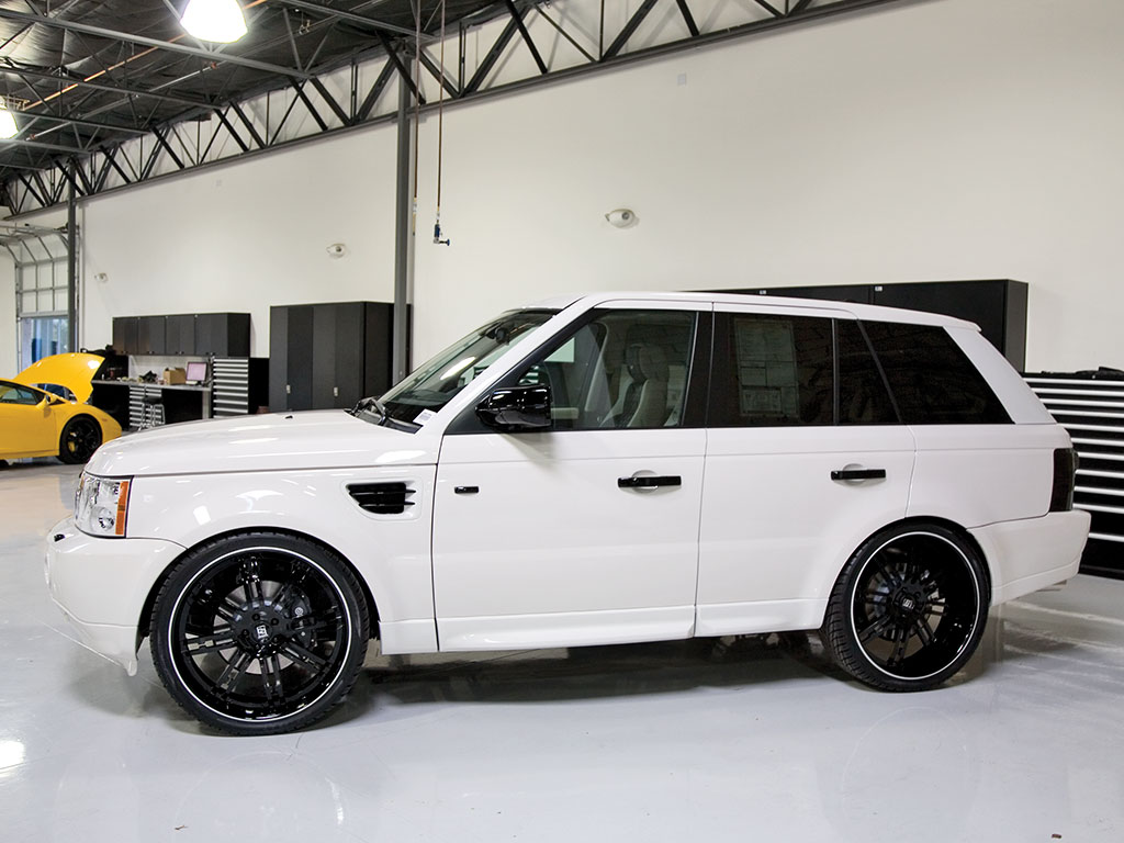 White Range Rover Cars Wallpapers And Pictures Car Images