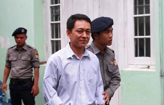 အိခ်ယ္ရီေအာင္ (Myanmar Now) ● ၆၆ (ဃ) ေၾကာင့္ ကာတြန္းဆရာမ်ား သတိထားေရးဆြဲလာရ