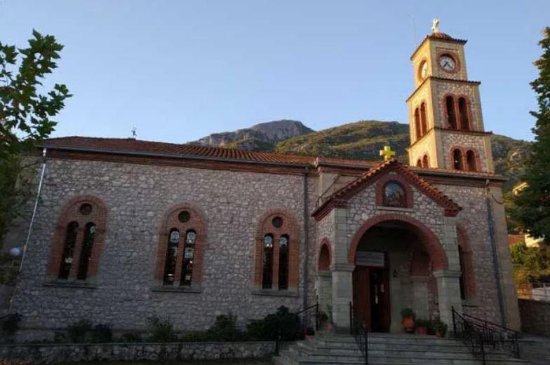 Στη συντήρηση του Ιερού Ναού Προφήτη Ηλία Ασπροκκλησιάς του Δήμου Μετεώρων προχωρά η Περιφέρεια Θεσσαλίας