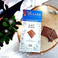 Degusta Box Mars : chocolat villars