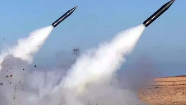 Dua Terluka Setelah 14 Roket Hantam Pangkalan Udara Ain al-Assad Irak