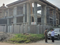 Terbongkar, Oknum Pejabat Pemko Medan Diduga 'Lindungi' Bangunan Bermasalah