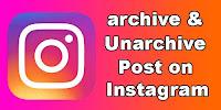 Archive/Unachieved Post on Instagram |