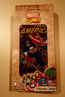 Marvel Comics iPhone Case