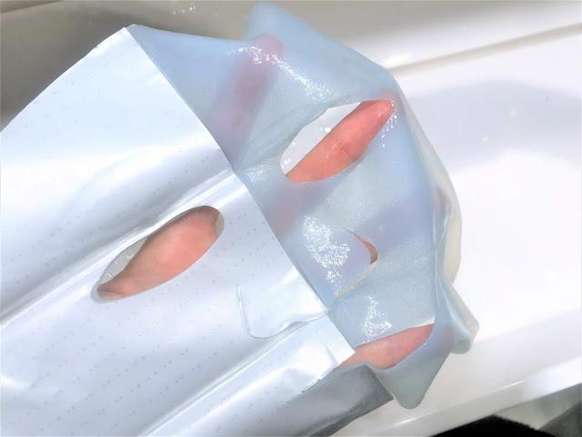 Hyaluronic Masque d'Eneomey en bio cellulose