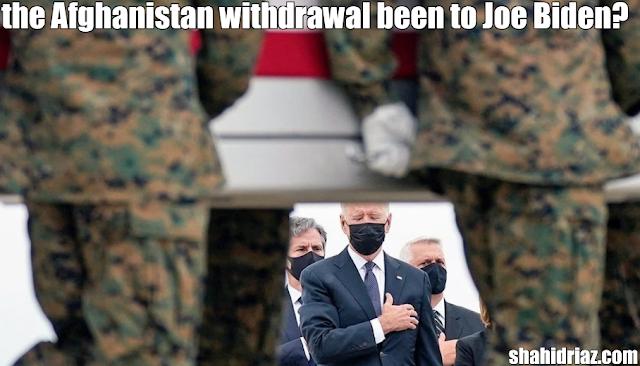 Joe Biden:How damaging has the Afghanistan withdrawal been to Joe Biden?