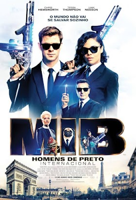 MIB: Homens de Preto Internacional (Dublado)