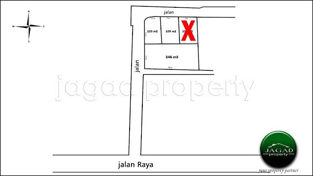 Tanah Kavling dekat Jogja Bay Maguwoharjo