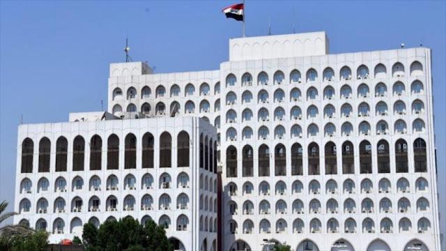 Cancillería de Irak convoca al embajador de EEUU tras asesinato